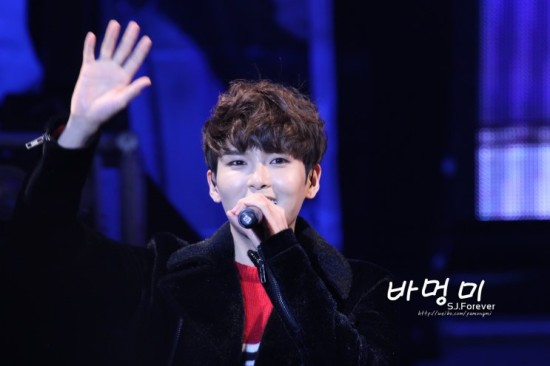 130302 SJM FM in Shanghai Ryeowook by 바멍미 (1)
