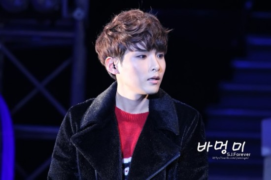 130302 SJM FM in Shanghai Ryeowook by 바멍미 (3)