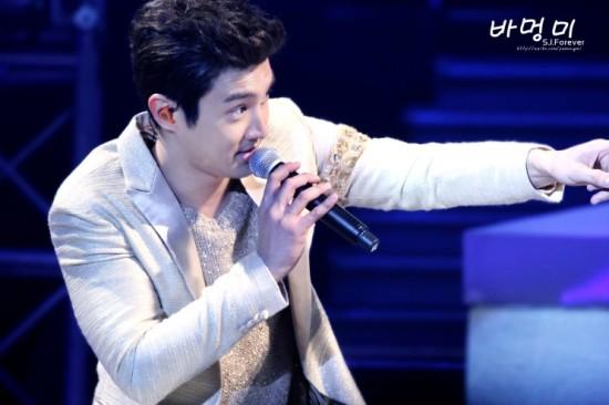 130302 SJM FM in Shanghai - Siwon by 바멍미 (10)
