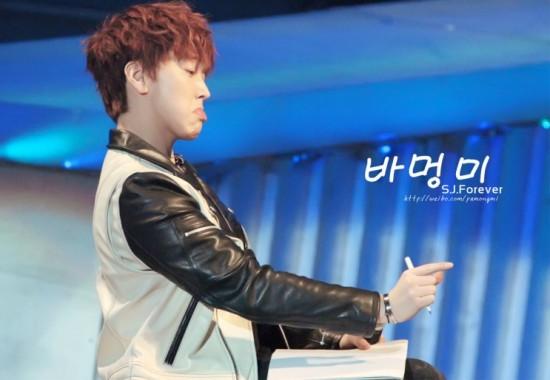 130302 SJM FM in Shanghai - Sungmin by 바멍미 (4)