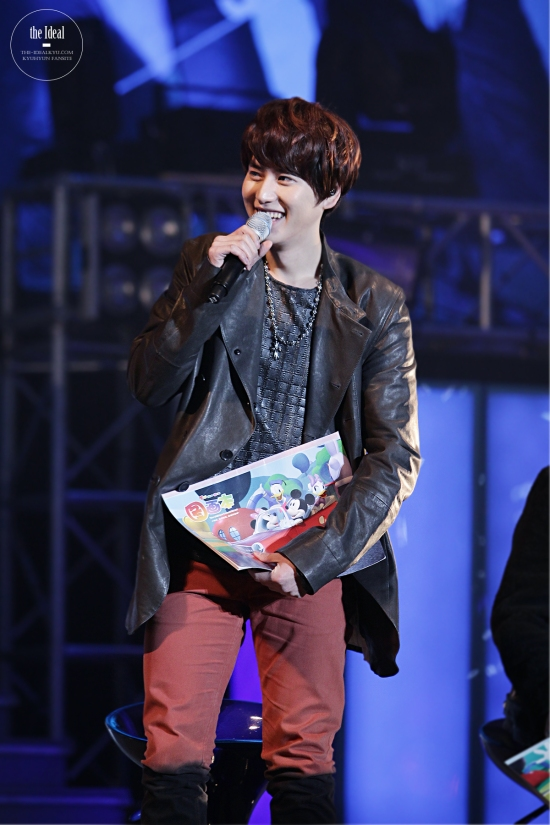 130302 Super Junior-M FM in Shanghai with Kyuhyun By The-IdealKyu (10)