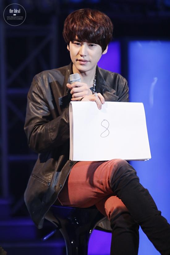 130302 Super Junior-M FM in Shanghai with Kyuhyun By The-IdealKyu (12)