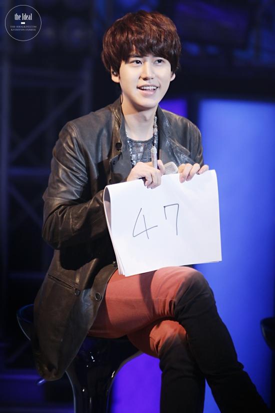 130302 Super Junior-M FM in Shanghai with Kyuhyun By The-IdealKyu (13)