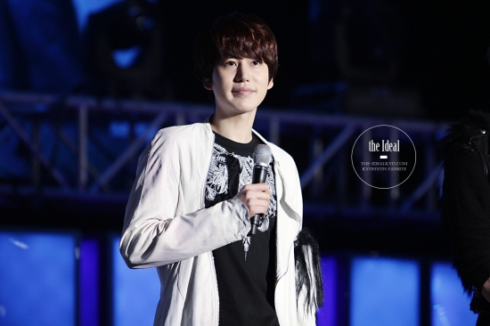 130302 Super Junior-M FM in Shanghai with Kyuhyun By The-IdealKyu (4)