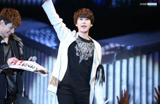 130303 Honeymallow Splash Page Update with Kyuhyun (Shanghai FM) (5)