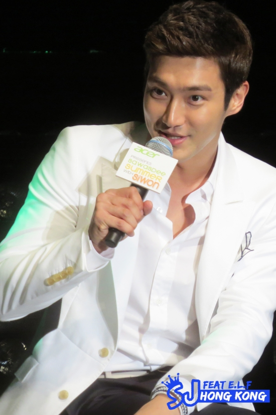 130306 ACER Sawasdee Summer with Siwon by SJ FEAT E.L.F. HONG KONG  Photo by cherrychoy (1)