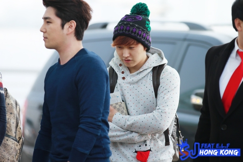 130308 Super Junior at Incheon Aiport (to Jakarta) by SJ FEAT E.L.F. HONG KONG (5)