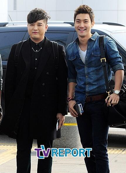 130308 Super Junior at Incheon Airport (to Jakarta) (34)