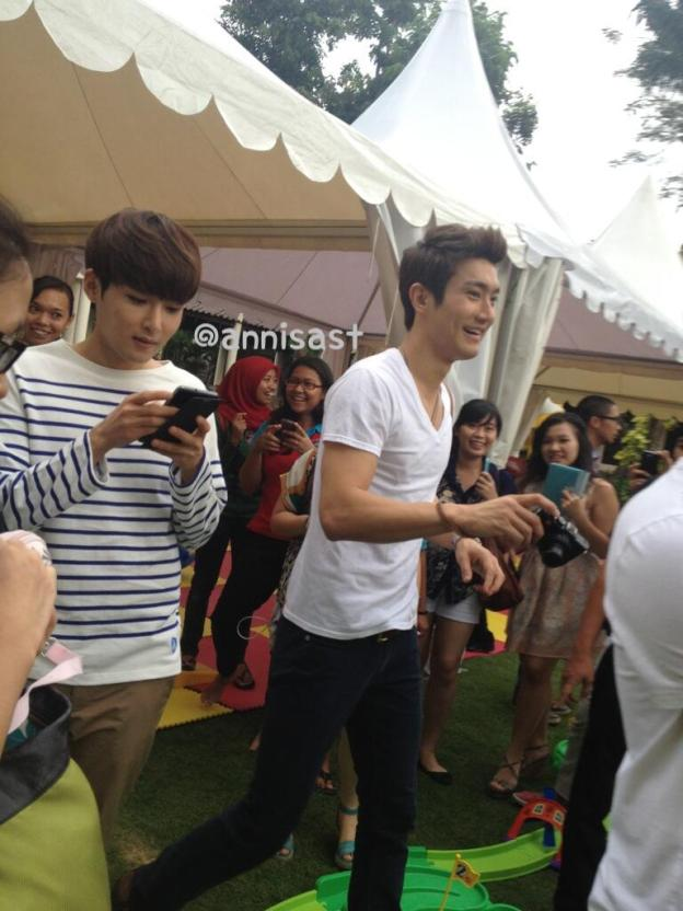 130310 Ryeowook and Siwon