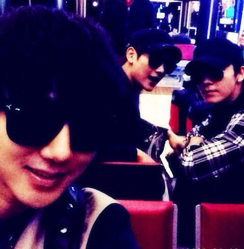 130311 Yesung Twitter Update (1)