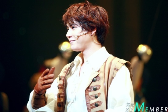 130312 Three Musketeers' Musical with Kyuhyun by RememberM (1)