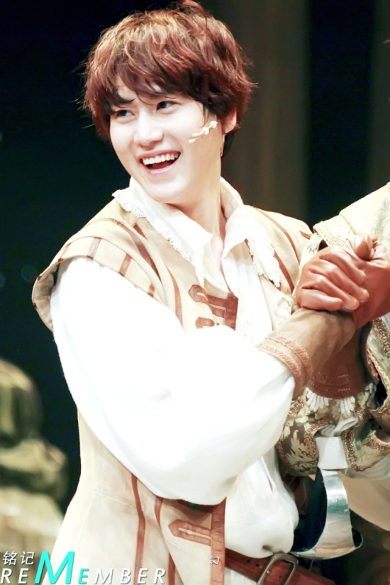 130312 Three Musketeers' Musical with Kyuhyun by RememberM (3)