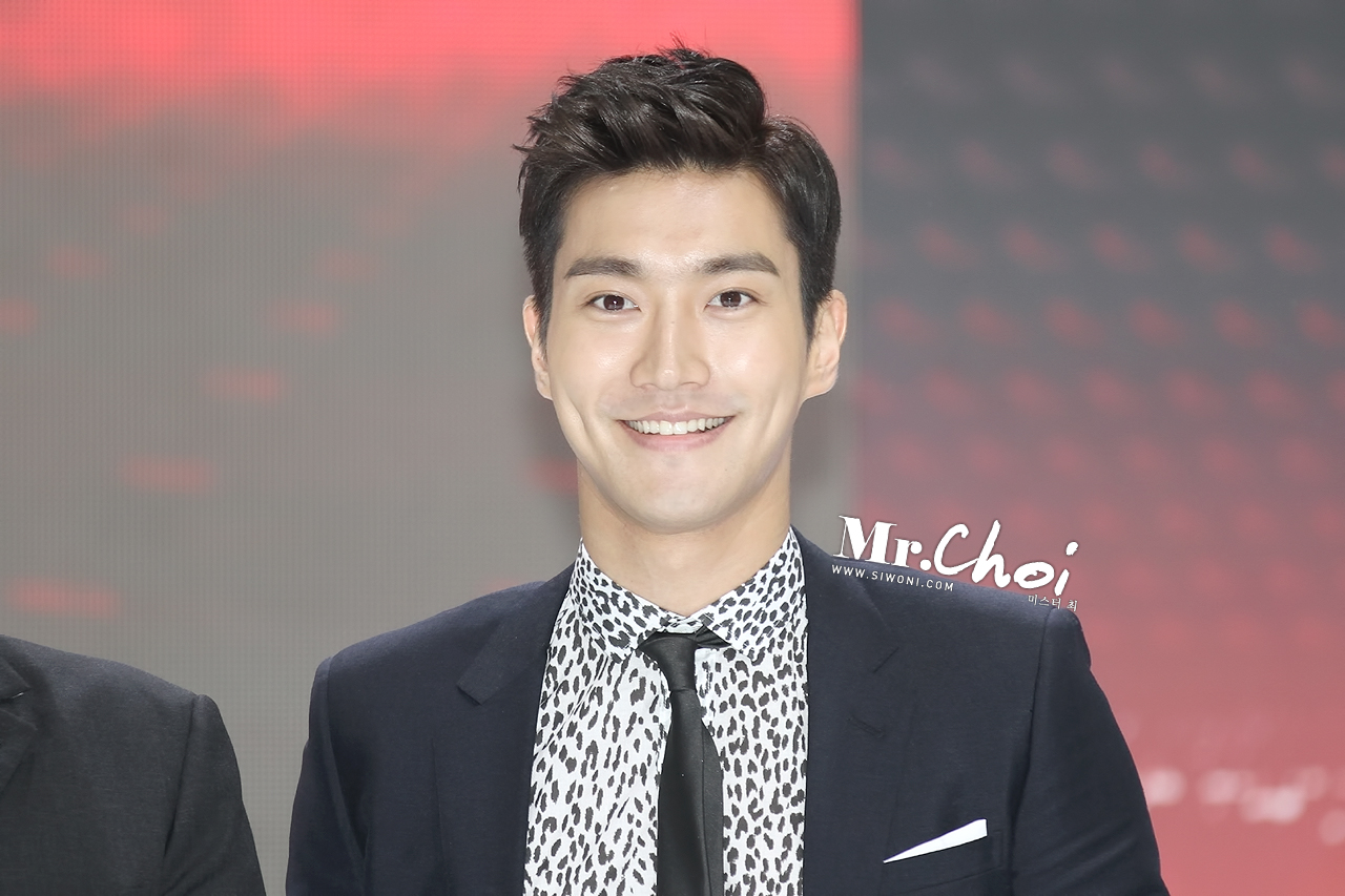 Choi Siwon Mr. Simple 130320 mr choi
