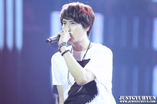 KBS Music Bank in Jakarta - Kyuhyun by JustGyuhyun (7)