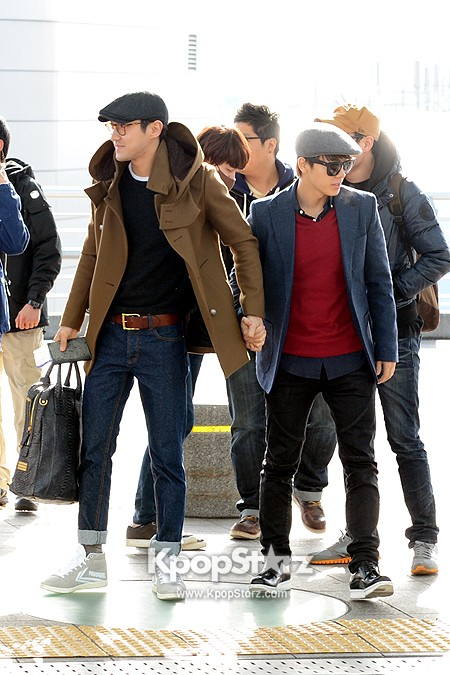 SJM at Incheon Airport to Shanghai (2)