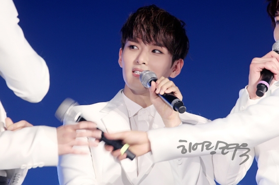 130323 Super Show 5 Seoul, Korea D-1 – Ryeowook - Part 2. By Hearing- Ryeowook (2)