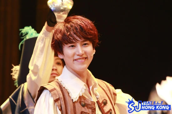 130404 'The Three Musketeers' Musical with Kyuhyun By SJ FEAT E.L.F. HONG KONG (8)