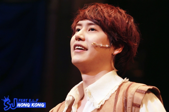 130404 'The Three Musketeers' Musical with Kyuhyun By SJ FEAT E.L.F. HONG KONG (9)