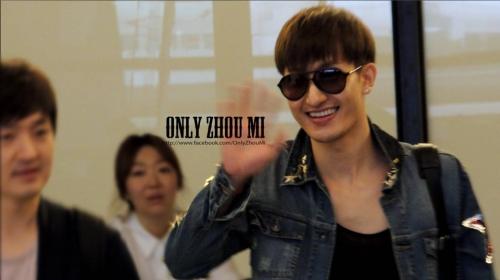 130406 Zhou Mi 1