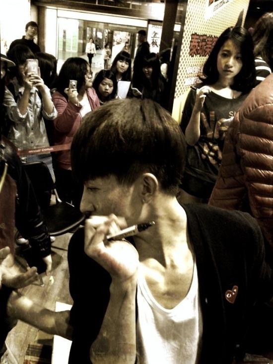 130410 Zhou Mi