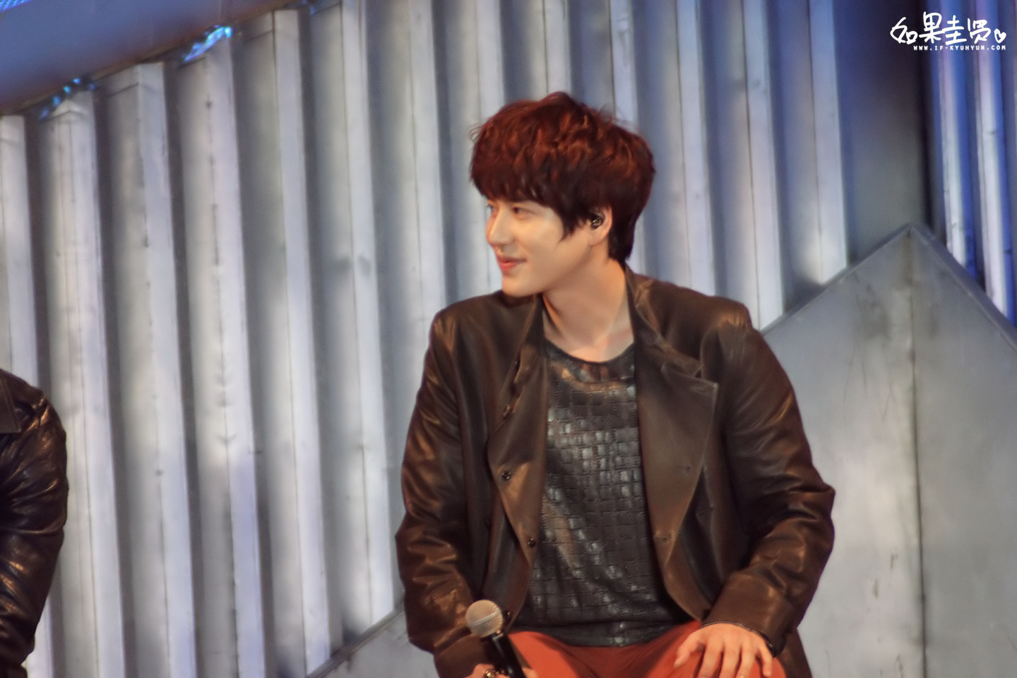 www.tvn.hu imagesize:1440x960  Super Junior-M Fan Meeting at Beijing with Kyuhyun | Part 5 [18P .