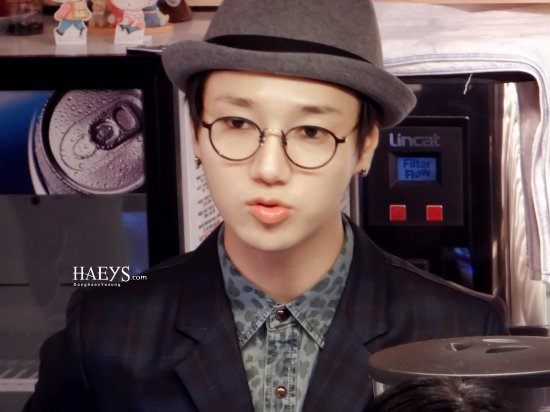 130423 Yesung at Mouse Rabbit by Haello Myesung - Photo By Sharon & Ting (14)