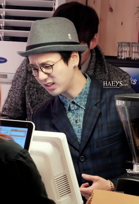 130423 Yesung at Mouse Rabbit by Haello Myesung - Photo By Sharon & Ting (17)