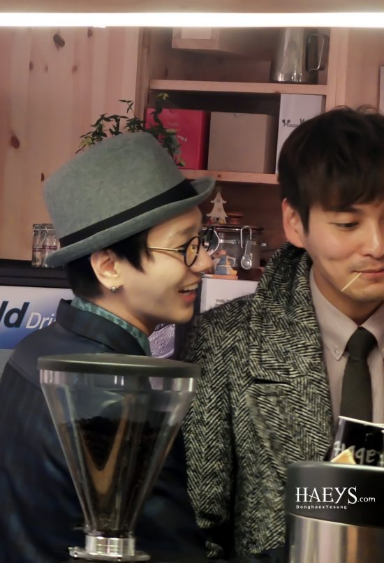 130423 Yesung at Mouse Rabbit by Haello Myesung - Photo By Sharon & Ting (19)