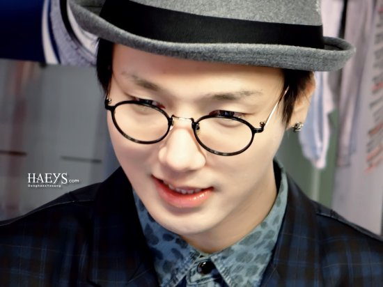 130423 Yesung at Mouse Rabbit by Haello Myesung - Photo By Sharon & Ting (2)