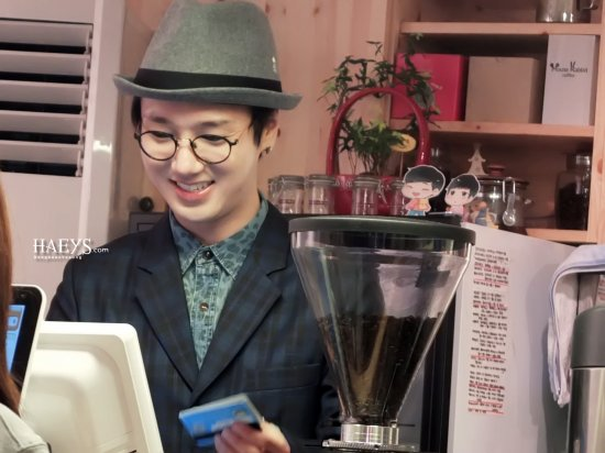 130423 Yesung at Mouse Rabbit by Haello Myesung - Photo By Sharon & Ting (20)