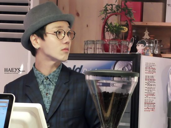 130423 Yesung at Mouse Rabbit by Haello Myesung - Photo By Sharon & Ting (22)