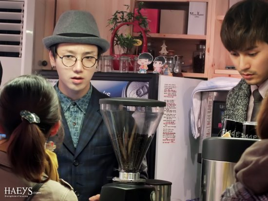 130423 Yesung at Mouse Rabbit by Haello Myesung - Photo By Sharon & Ting (23)