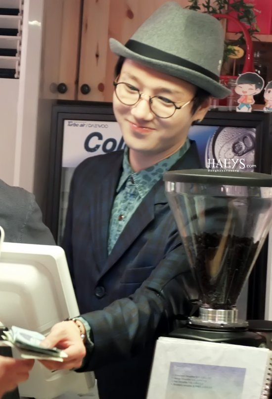 130423 Yesung at Mouse Rabbit by Haello Myesung - Photo By Sharon & Ting (24)