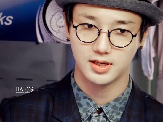 130423 Yesung at Mouse Rabbit by Haello Myesung - Photo By Sharon & Ting (5)