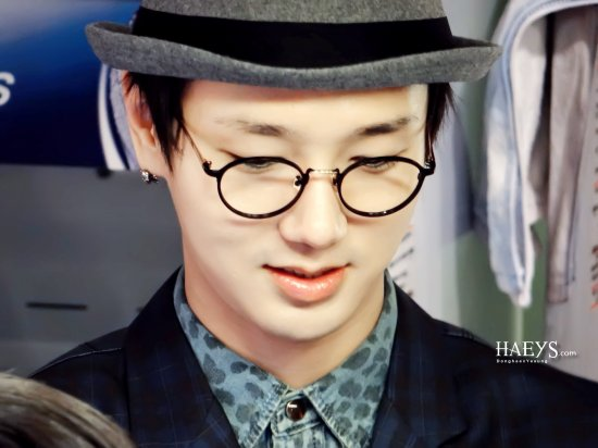 130423 Yesung at Mouse Rabbit by Haello Myesung - Photo By Sharon & Ting (6)