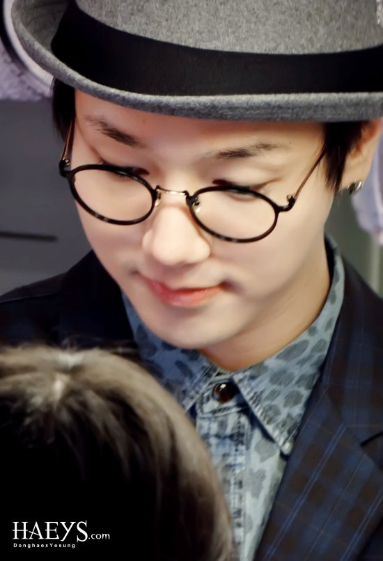 130423 Yesung at Mouse Rabbit by Haello Myesung - Photo By Sharon & Ting (8)