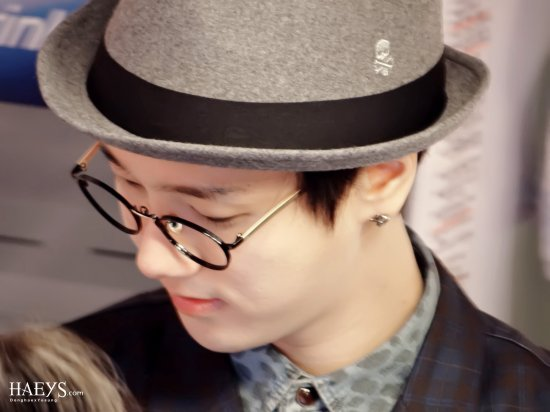 130423 Yesung at Mouse Rabbit by Haello Myesung - Photo By Sharon & Ting (9)