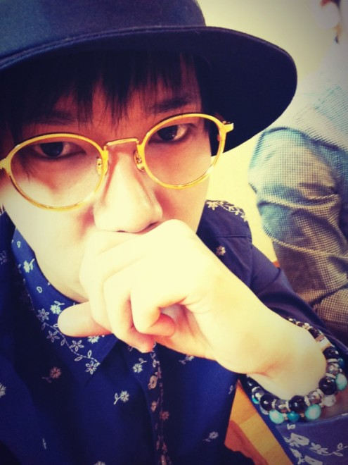 130425 Yesung Twitter Update1