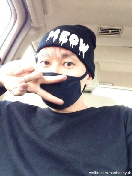 eunhyuk weibo