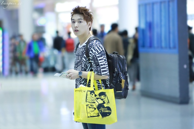 sungmin airport-1