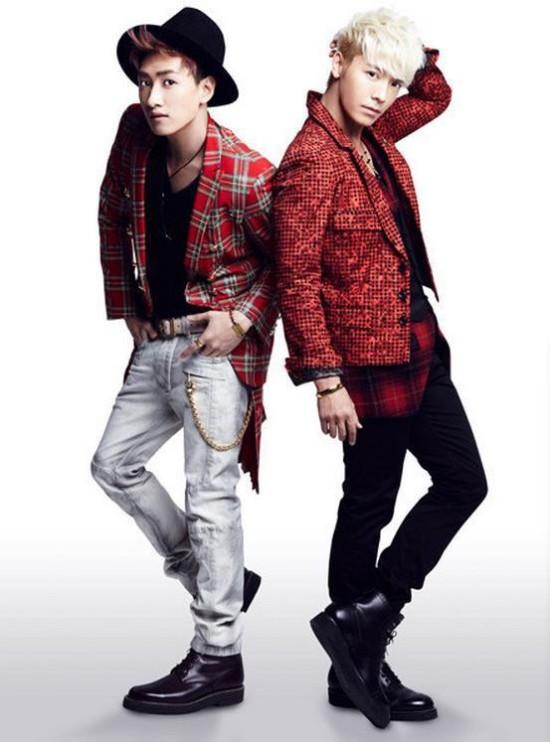 130514 Eunhyuk and Donghae