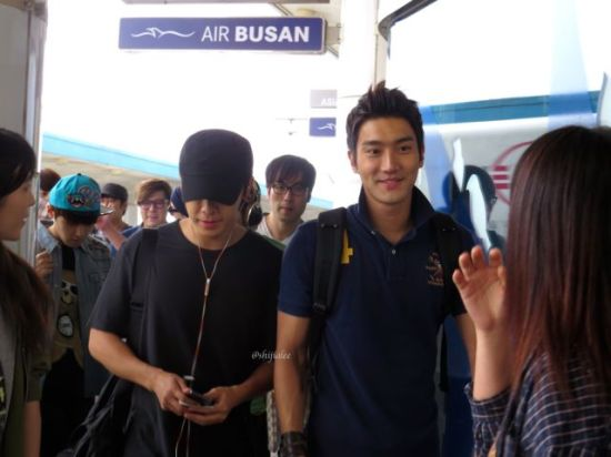 130526 Super Junior at Gimpo Airport (to Busan) by shijialee (6)