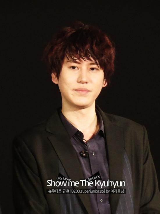 130323 Kyuhyun 1