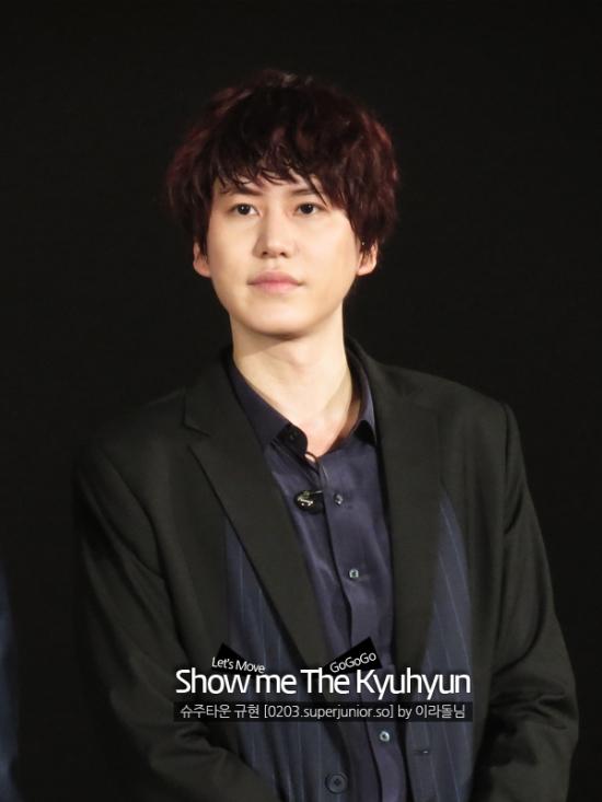130323 Kyuhyun 2
