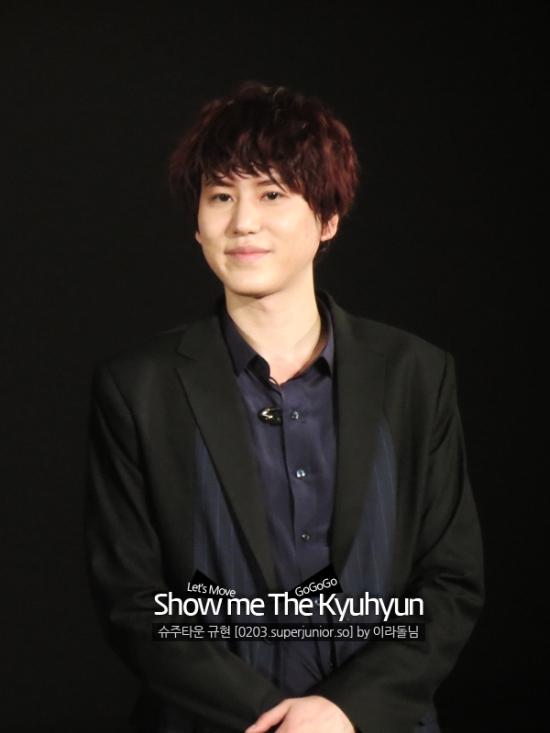 130323 Kyuhyun 3