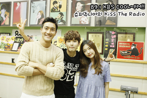 130608 Siwon Ryeowook