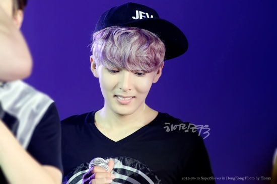 130615 Super Show 5 Hong Kong D-1 – Ryeowook by Hearing- Ryeowook (18)