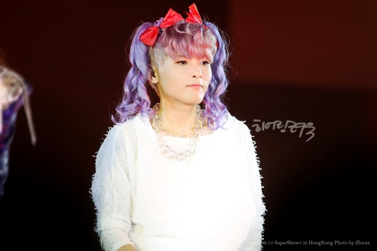 130615 Super Show 5 Hong Kong D-1 – Ryeowook by Hearing- Ryeowook (2)