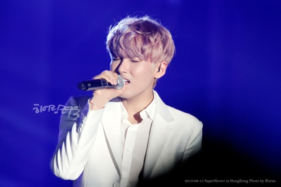 130615 Super Show 5 Hong Kong D-1 – Ryeowook by Hearing- Ryeowook (26)
