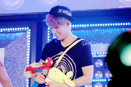 130615 Super Show 5 Hong Kong D-1 – Ryeowook by Hearing- Ryeowook (3)